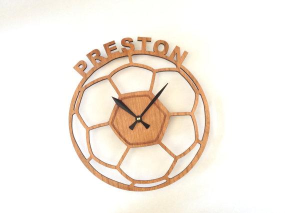 サッカー時計
