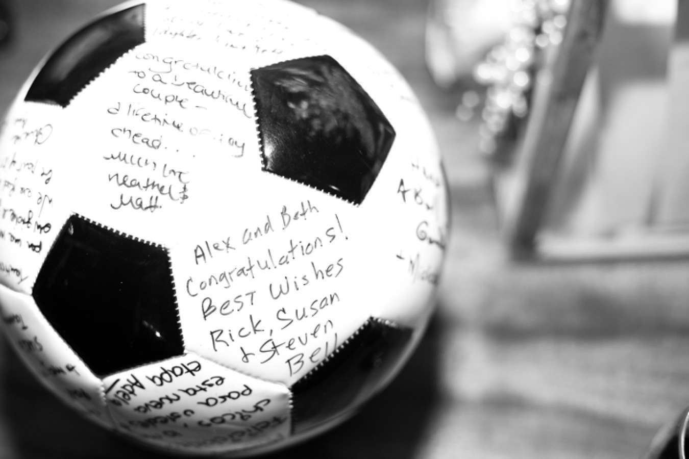 メッセージボール