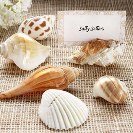貝殻席札2