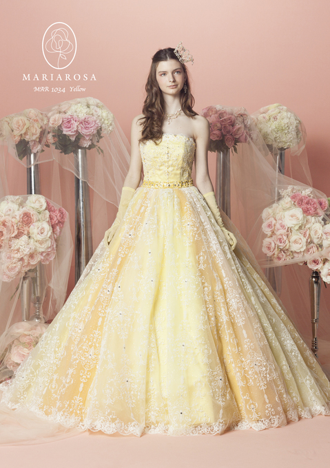 ひまわりドレス3