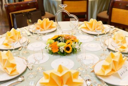 ひまわりテーブル3