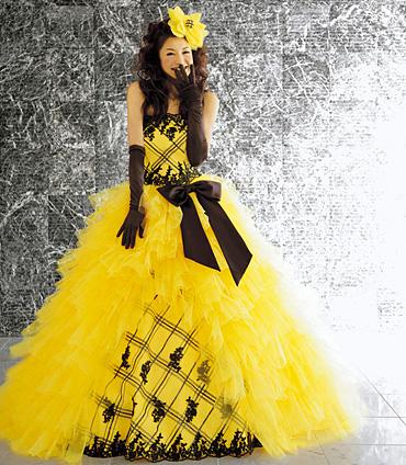 ひまわりドレス2