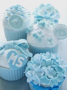 雨プチケーキ