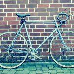 自転車がテーマの結婚式