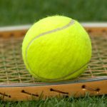 テニスがテーマの結婚式