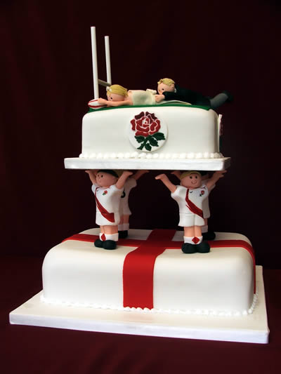 Cake Design England : ????????????? - MICHI Wedding