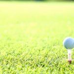 ゴルフがテーマの結婚式