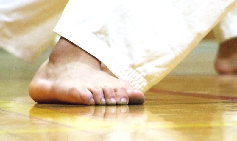 柔道がテーマの結婚式