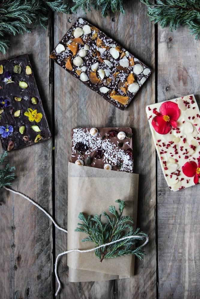 チョコレートバーク