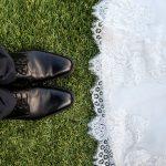 挙式と披露宴が別の日
